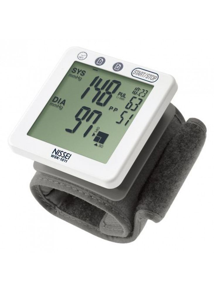 Nissei WSK-1011 Blood Pressure Monitor