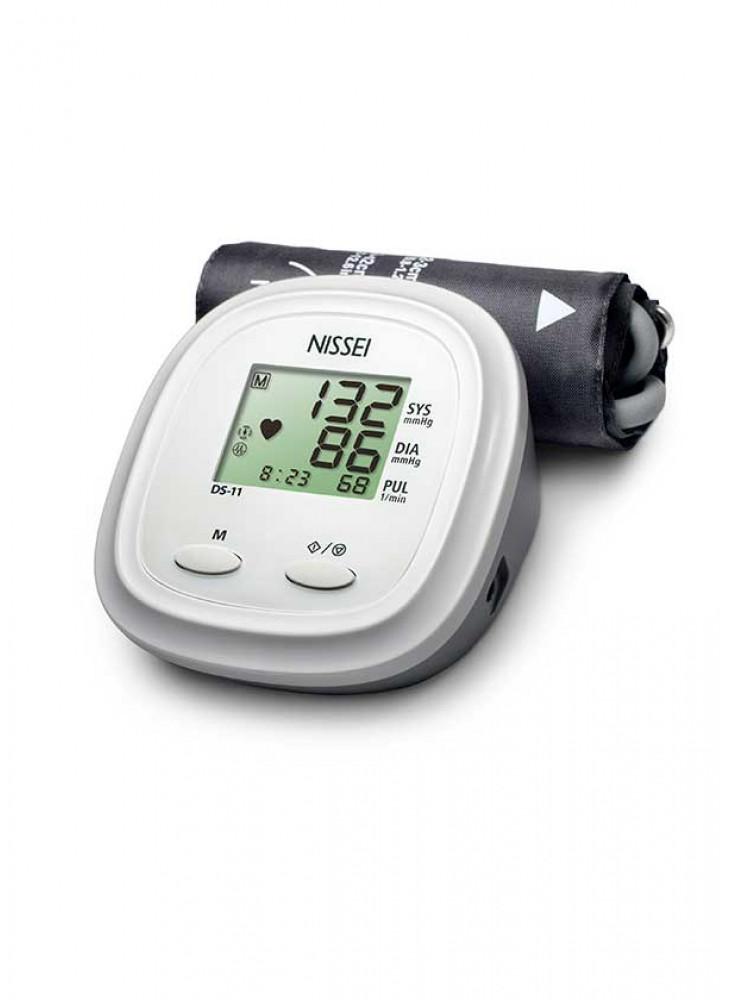 Nissei DS-11 Upper Arm Blood Pressure Monitor