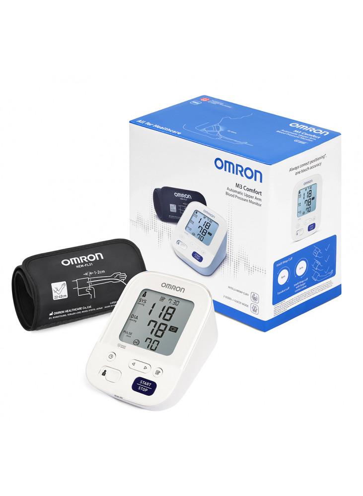 Omron M3 Comfort Blood Pressure Monitor NEW
