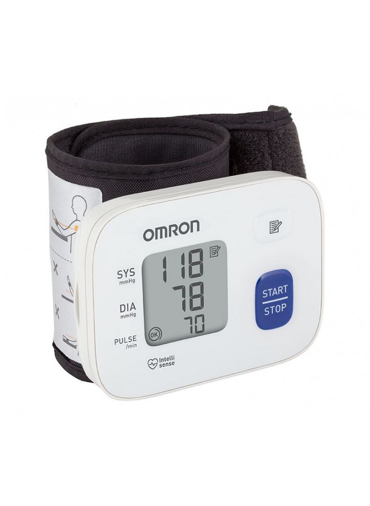 Omron RS2 Basic Blood Pressure Monitor