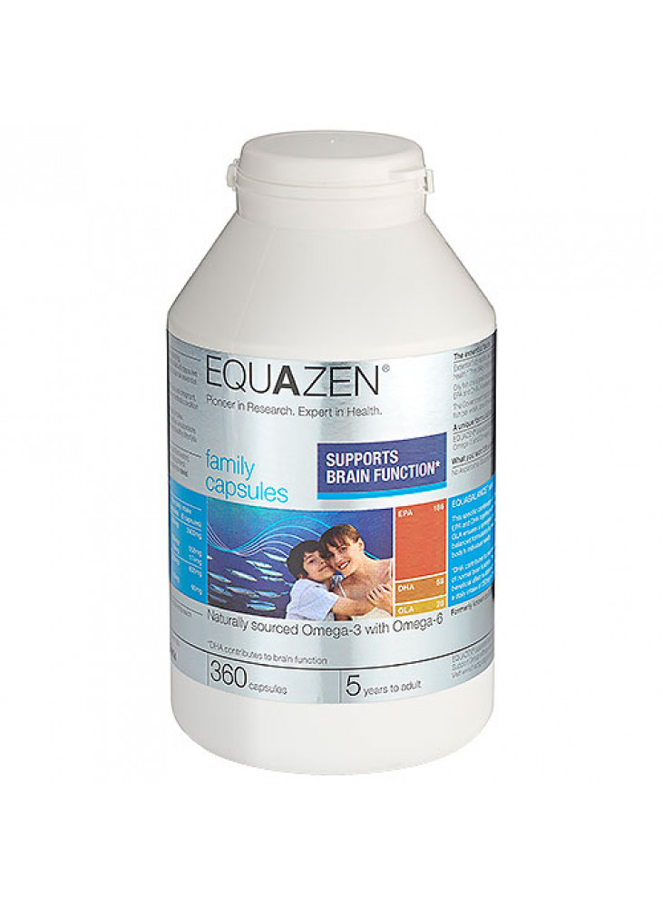 Equazen Eye Q Family Chews N360