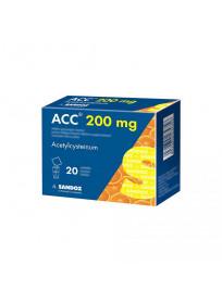 ACC 200 mg Powder Sachets, N20
