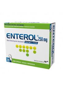 Enterol 250 mg Capsules, N20