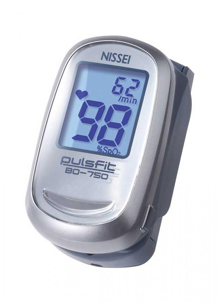Nissei BO-750BT Professional Bluetooth Pulse Oximeter