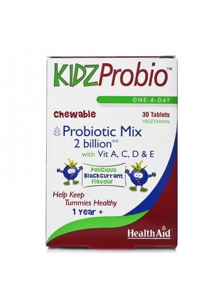 KidzProbio Chewable Tablets, N30