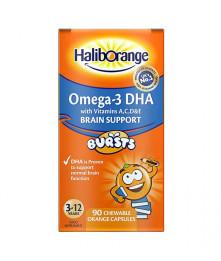 Haliborange Kids Omega-3 with Vitamins, N90