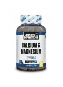 Applied Nutrition Calcium and Magnesium N90
