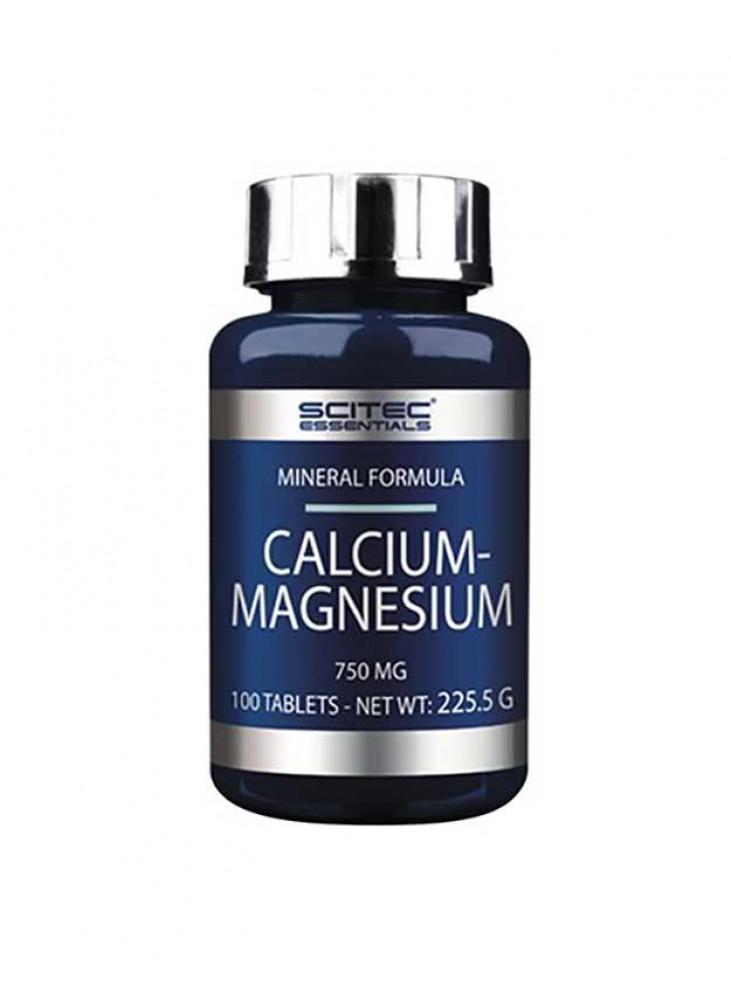 Scitec Nutrition - Calcium-Magnesium N100