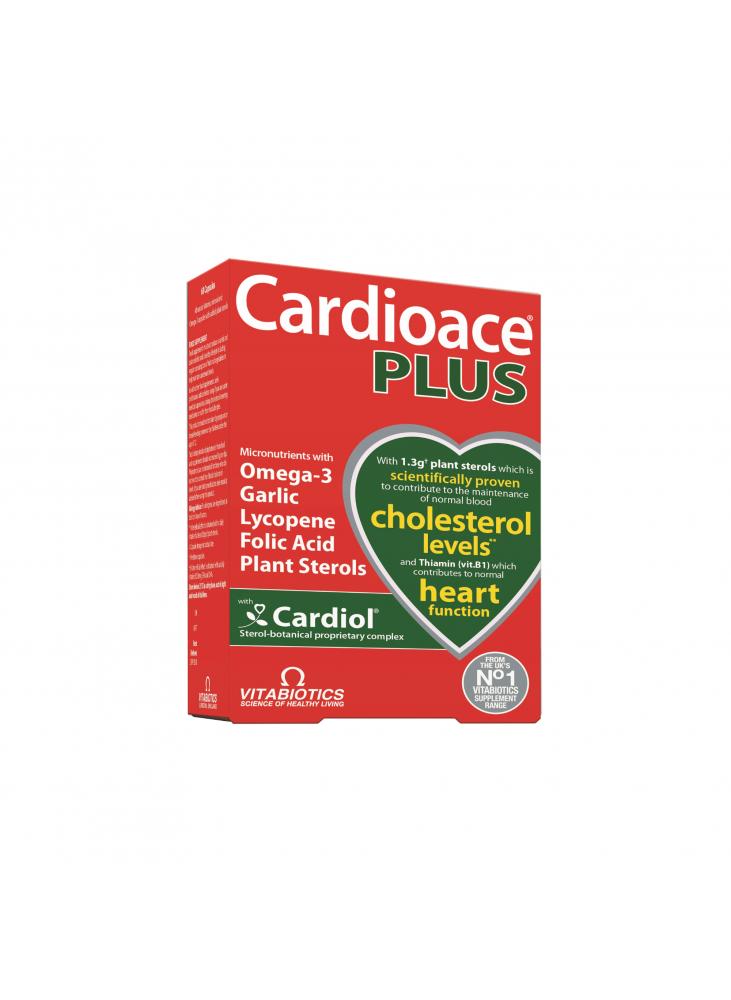 Cardioace PLUS N60